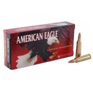 Federal American Eagle 300 AAC Blackout Ammunition OTM .300 AAC
