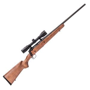 Savage Axis II XP Hardwood 22″ 7mm-08Rem Bolt-Action Rifle Bolt Action