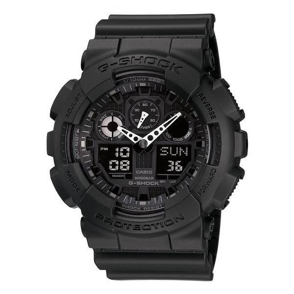 CASIO G-Shock Black Resin Watch Accessories