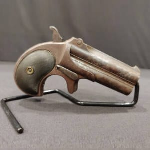 Pre-Owned – Remington Double Derringer .41 Rimfire Handgun OBO Firearms