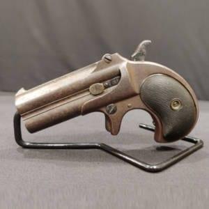 Pre-Owned – Remington Double Derringer .41 Rimfire Handgun OBO Firearms