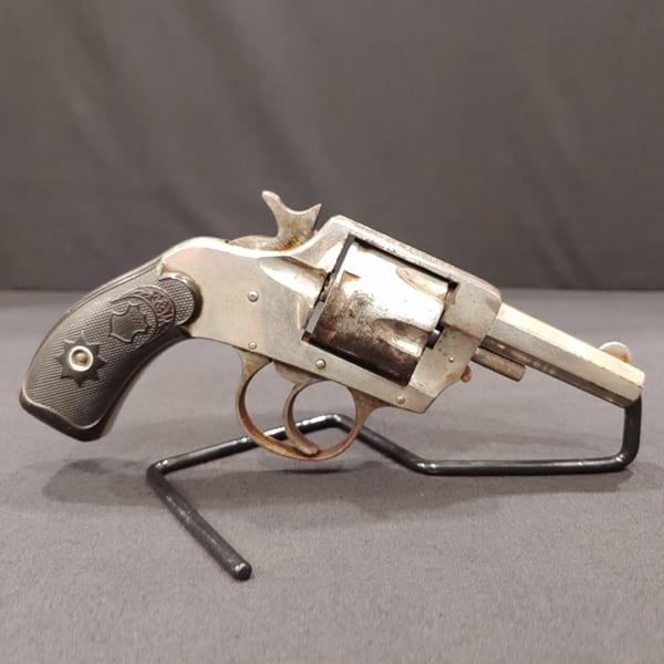 Pre-Owned – Hopkins & Allen .32 ACP Revolver Firearms