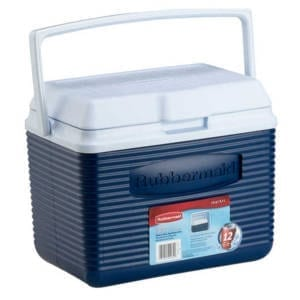 Rubbermaid Personal Blue Cooler Packs (10 Quart) Camping Gear