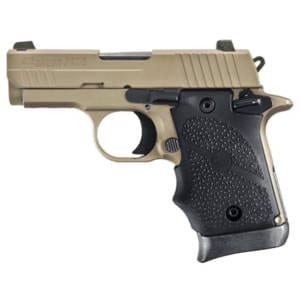 Sig Sauer P938 9mm Scorpion 3″ FDE Handgun Firearms