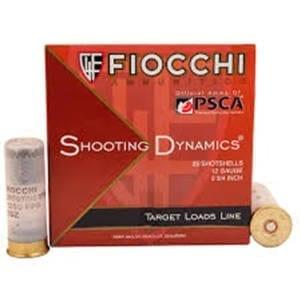 Fiocchi Shooting Dynamics 12 Gauge 8 Shot Shotshells (Single Box) 12 Gauge
