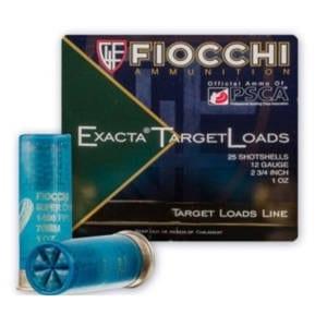 Fiocchi Super Crusher 12 Gauge 2-3/4″ 7.5 Shot (Single Box) 12 Gauge