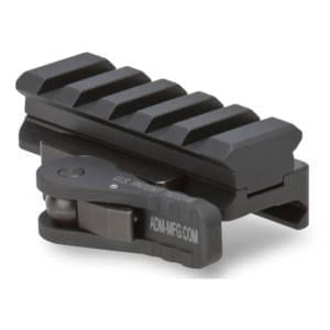 Vortex Optics Quick-Release Picatinny-Style AR-15 Flat-Top Razor Red Dot Mount Firearm Accessories
