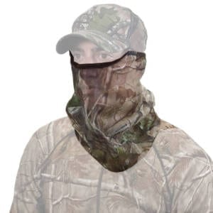 Allen Visa-Form Head Net Mask 3/4 Face Mask Accessories