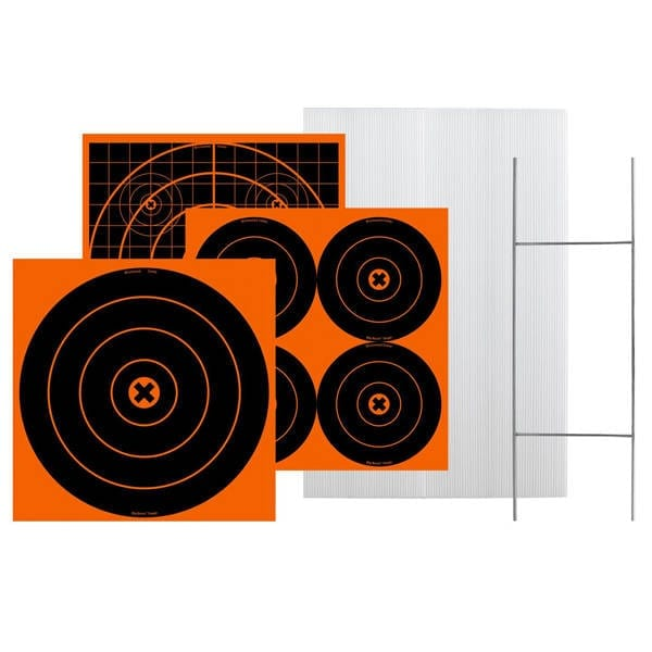 Birchwood Casey Sharpshooter Stand and Target Kit Firearm Accessories