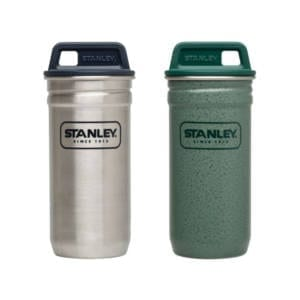 Stanley PMI Adventure Stainless Steel Shot Glass Set Home Decor