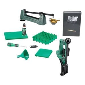 RCBS Partner Press Reloading Kit Firearm Accessories