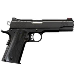 Kimber Custom LW 9mm Black Handgun Firearms