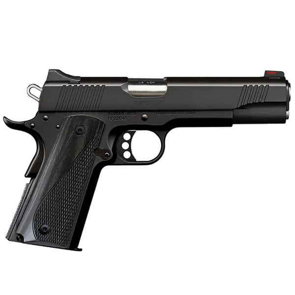 Kimber Custom LW 9mm Black Handgun Firearms