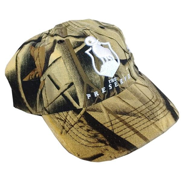 The Preserve Camo Hat Caps & Hats