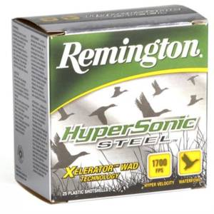 Remington HyperSonic 12 Gauge 3″ Steel Shot Shells 12 Gauge