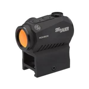 Sig Sauer Romeo5 Compact Red Dot Sight Firearm Accessories