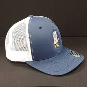 Fish Wrap Writer Edition Adjustable Hats Caps & Hats