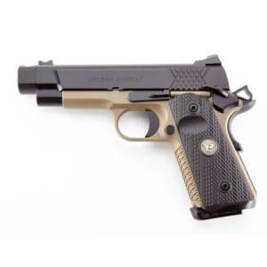 Wilson Combat X-TAC Elite Carry Comp .45ACP Handgun Firearms