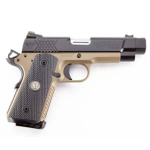 Wilson Combat X-TAC Elite Carry Comp .45ACP Handgun Firearms