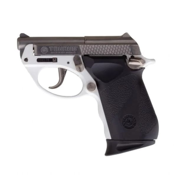 Taurus 22 Poly 22 LR DAO SS/WH Double Action