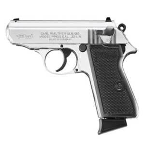 Walther PPK-S Compact .22 LR 3.35″ Handgun Firearms