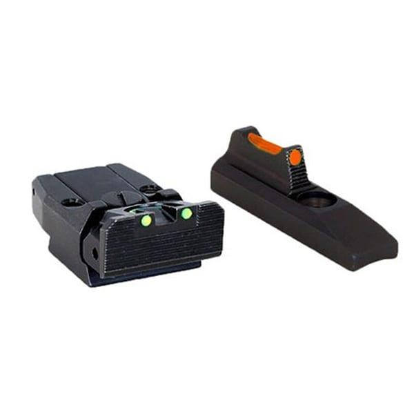 Williams Firesight's Sight Set for Ruger MK-II/MK-III 22/45 Optics