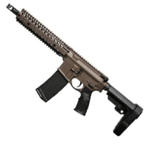 Daniel Defense M4 Custom MK18 5.56 Nato Pistol Firearms