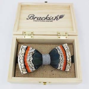 Brackish Bailey 321 – 4.5″ x 2.5″ Bowtie Accessories