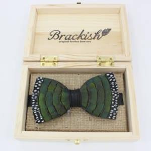 Brackish Sasnett 281 – 4.5″ x 2.5″ Bowtie Accessories