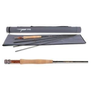 TFO 3 wt. 7'9″ 4 pc. Finesse Fishing