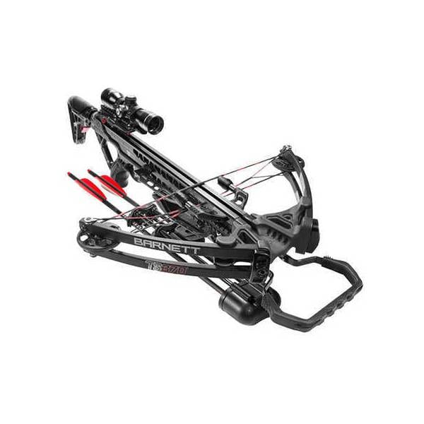 Barnett Tactical 370 Crossbow Package 4 x 32mm Scope Archery