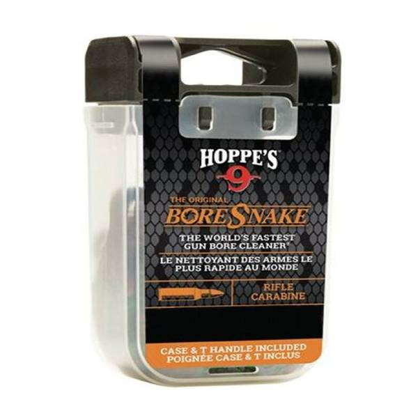 HOPPE'S NO. 9 BORESNAKE 9MM Firearm Accessories