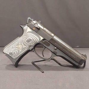 Pre-Owned – Beretta 92 Compact 9mm Handgun Firearms