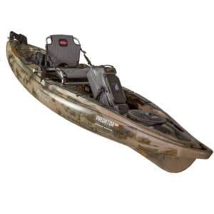 Old Town Predator Minn Kota Motorized Camo Kayak Boating