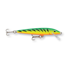 Rapala Original Floater F05, 2″ Lure Firetiger Fishing