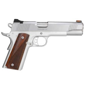 Kimber 1911 Stainless LW .45 ACP 5″ Handgun Firearms