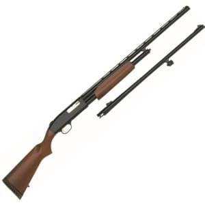 Mossberg 500 Bantam Combo 20 Gauge Pump 22″/24″Shotgun 12 Gauge