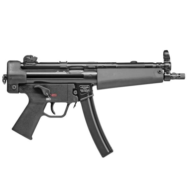 Heckler & Koch SP5 9mm Semi-Auto Handgun