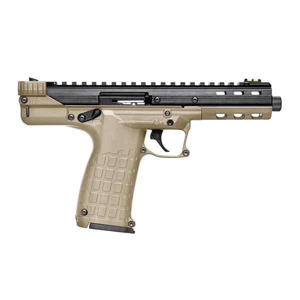Kel-Tec CP33 22LR 5.5″ TAN Double Action