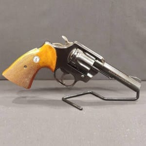 Pre-Owned – Colt Metropolitan MK III .38 Special Revolver Firearms