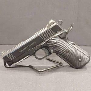 Pre-Owned – Wilson 1911 Combat Protector 9mm Handgun Firearms