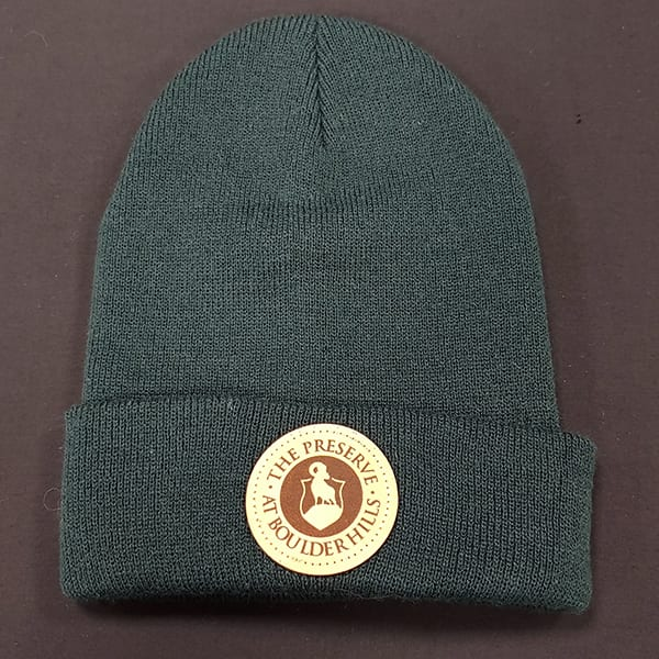 The Preserve Logo Beanie Caps & Hats