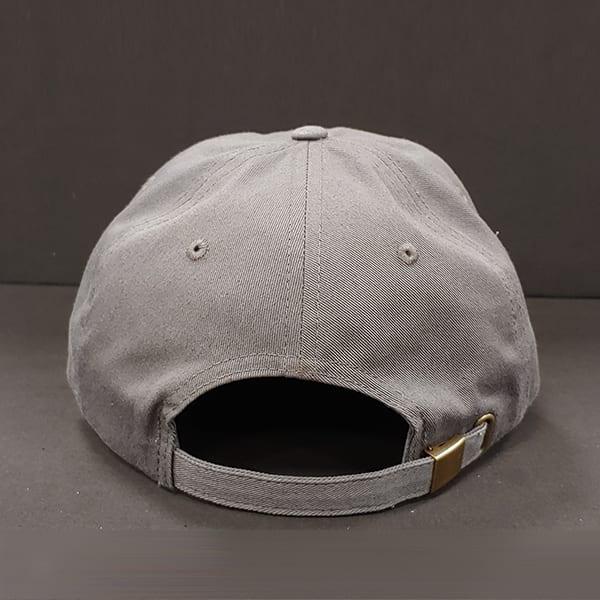 Preserve Charcoal Buckle Hat Caps & Hats