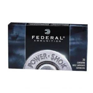 Federal .45-70 GOVT 300 Grain JSP 20 Round Box Ammunition