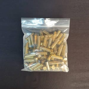 Used Shell Casing 357 Mag 100 Firearm Accessories