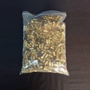 Once Fired Brass 9MM 1000 Rounds Firearm Accessories