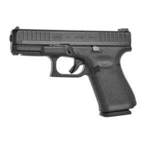 Glock G44 Semi-Auto .22LR 4″ BBL Black Pistol Firearms