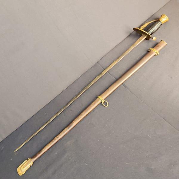 Civil War Era Sword Miscellaneous