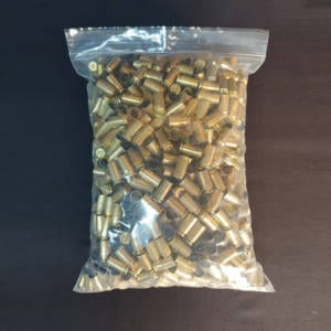 Once Fired Brass .40 S&W 1000 Rounds Firearm Accessories
