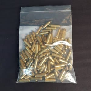 Once Fired Brass – 6.5 Creedmoor 100 Rounds Once Fired Brass